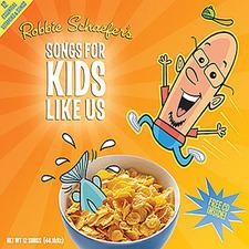 cover of Robbie Schaefer - Songs For Kids Like Us