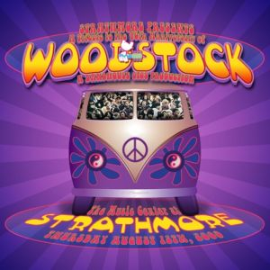 EFO Featured On Woodstock 40th Anniversary CD