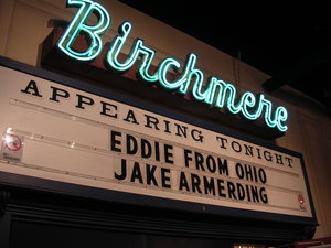EFO RETURNS TO THE BIRCHMERE FOR OUR ANNUAL MLK WEEKEND RUN - JAN 13 14 amp 15 2012