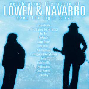 EFO on LOWEN & NAVARRO TRIBUTE CD