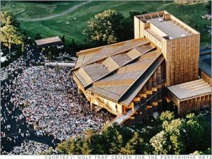 EFO AT WOLF TRAP'S FILENE CENTER JULY 24