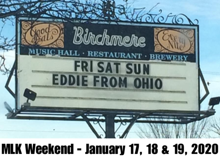 EDDIE FROM OHIO039s DECEMBER 2019 EMAILER